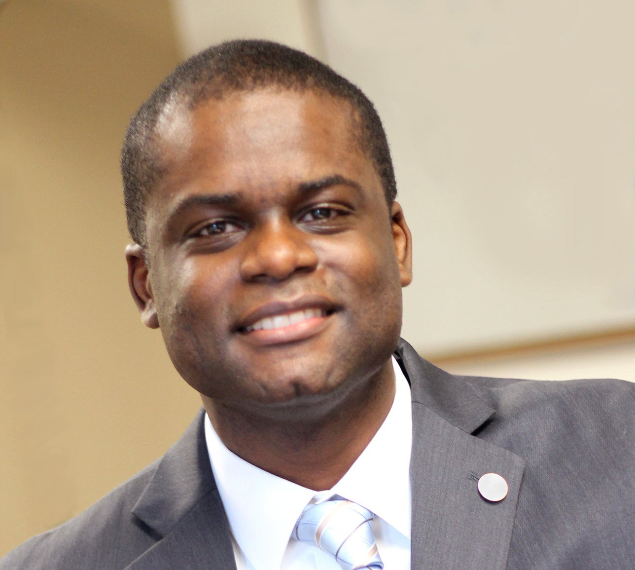 Headshot of Dale McLeod, Interim Vice President for GW Human Resources