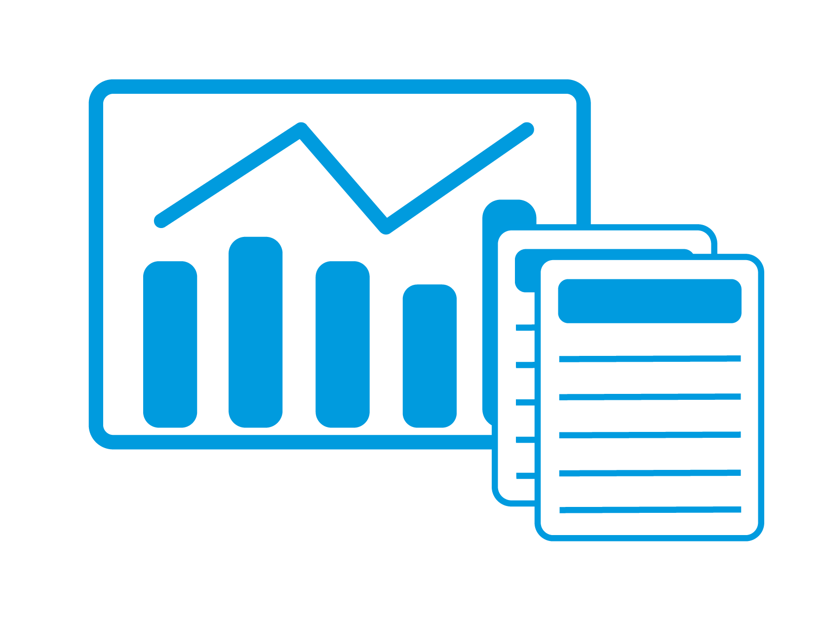 Controlling and Monitoring Expenses Icon