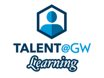 Talent@GW Learning