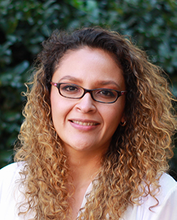 Headshot of Johana Amaya