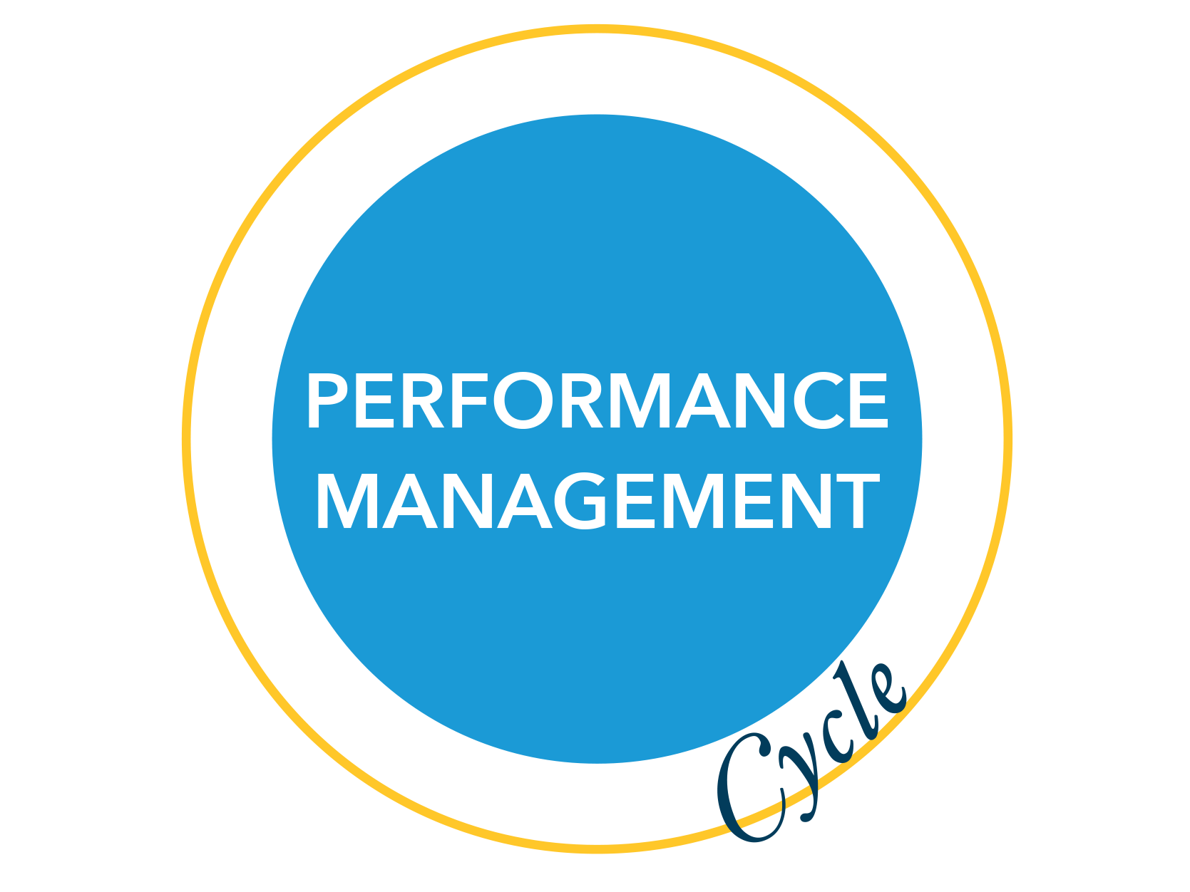 Performance Management Cycle Graphic