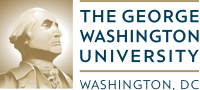 George Washington University log
